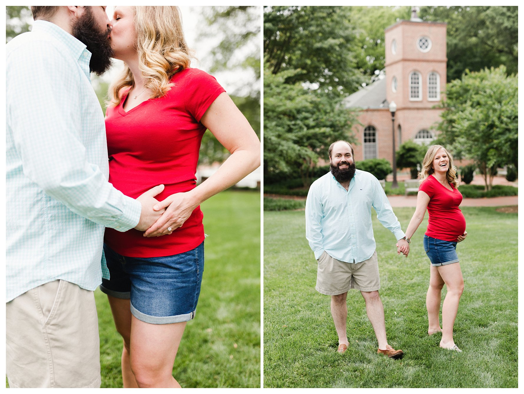 Raleigh, NC Maternity Session