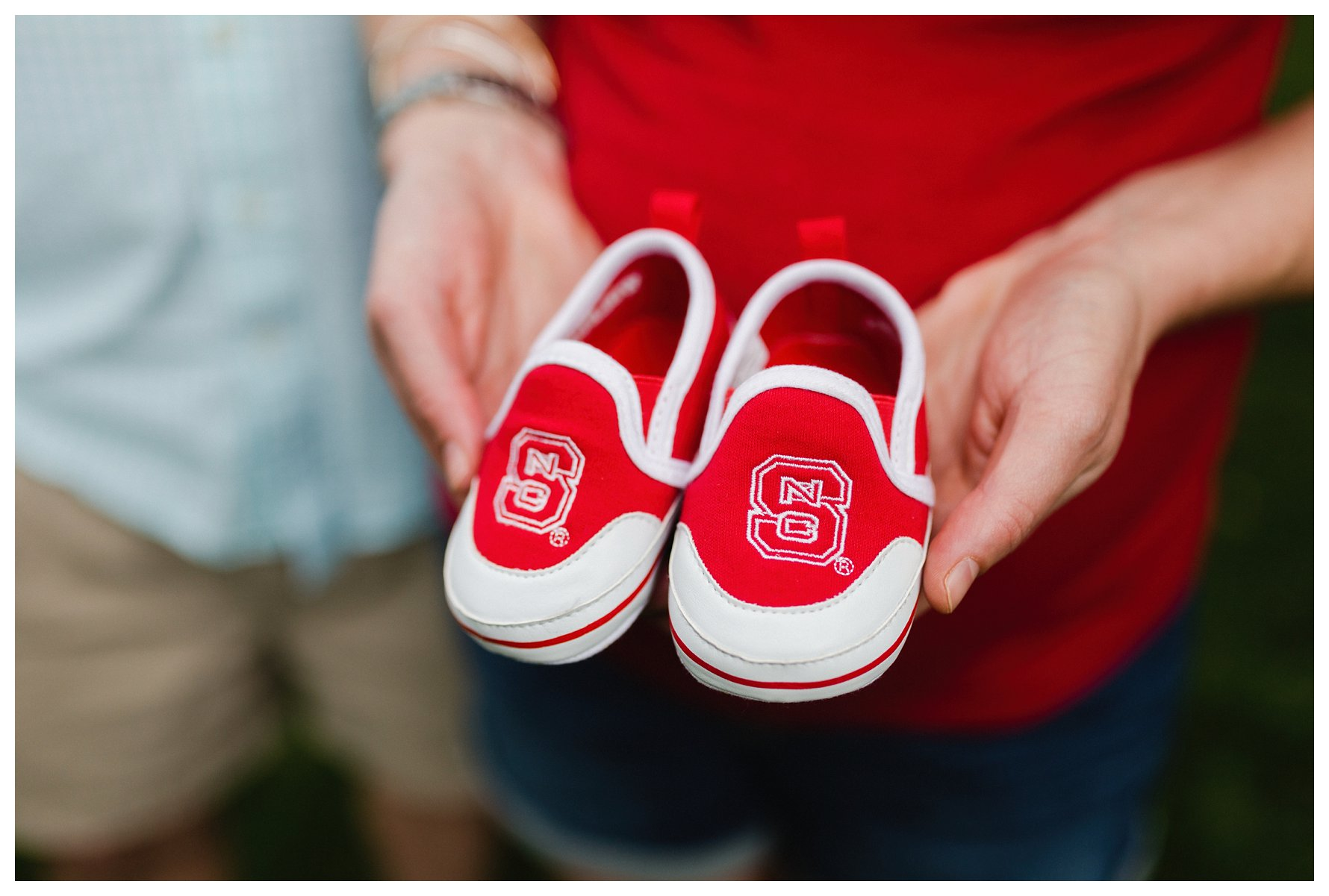 NC State Maternity Session