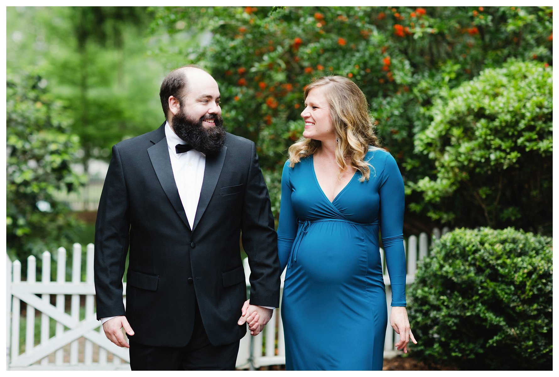 Raleigh_NC_Formal_Maternity_Photography_Blue_Black_Tie_0008