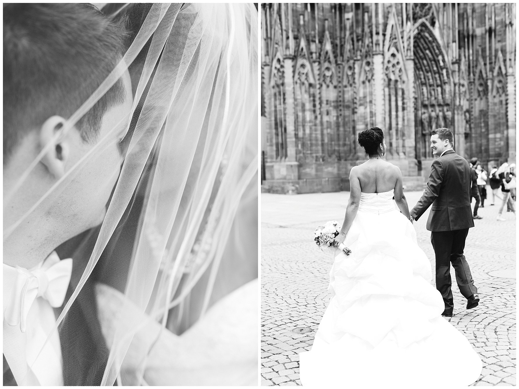 International Wedding Photography Notre Dame