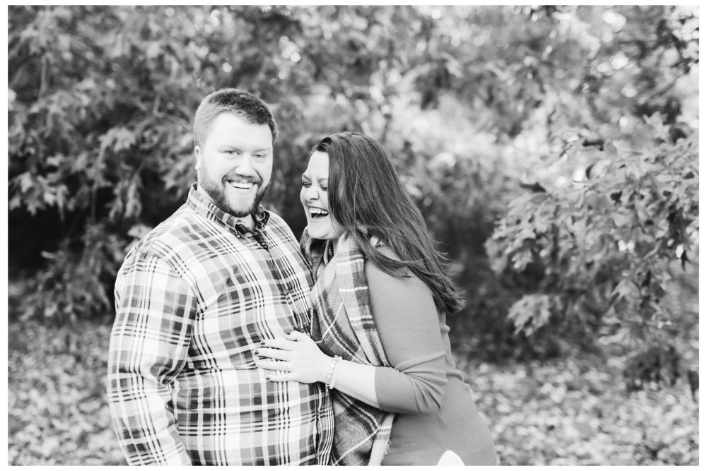 Raleigh, NC Engagement Photography by Amanda & Grady