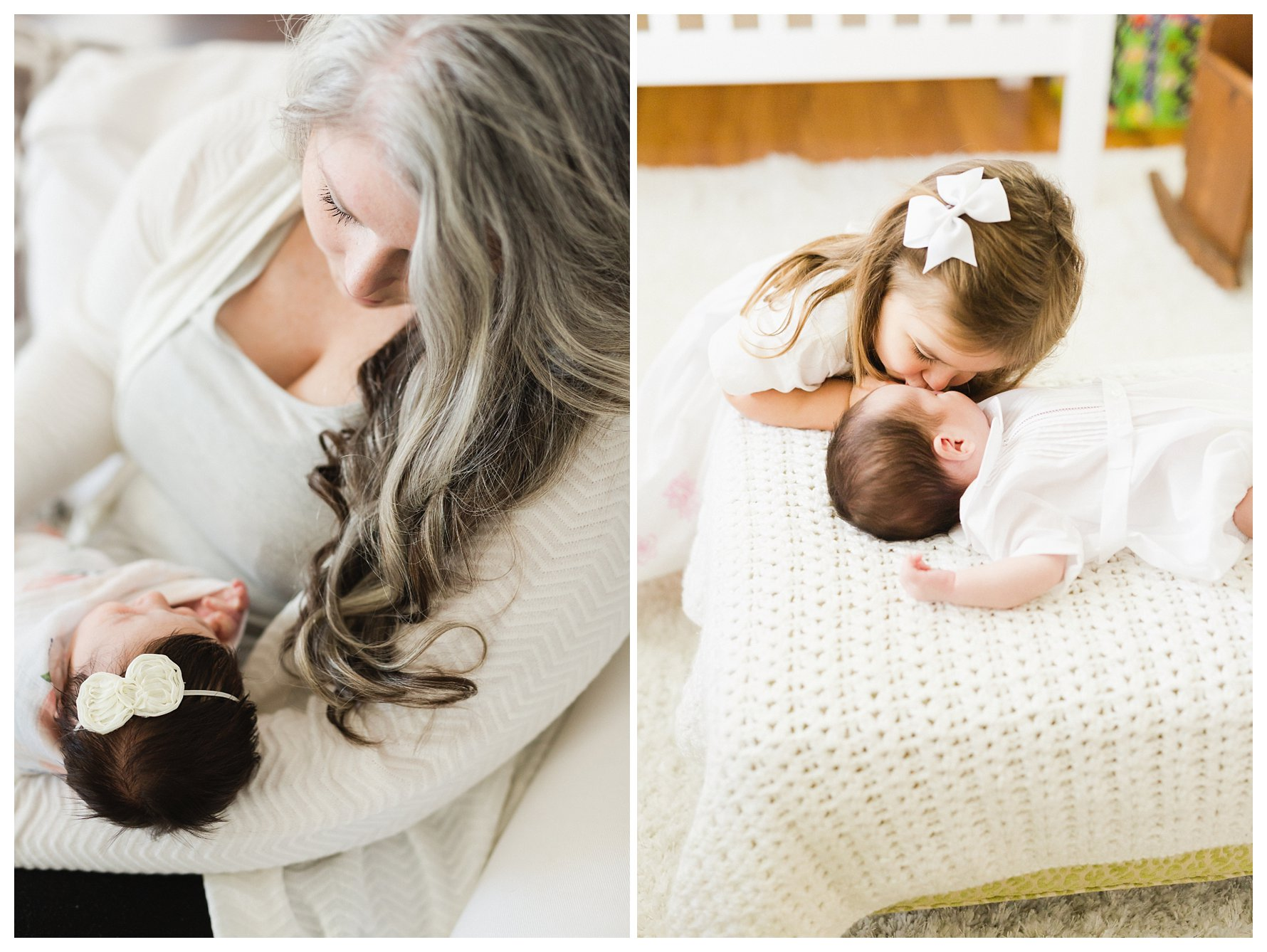 Raleigh NC Maternity and Newborn Photography