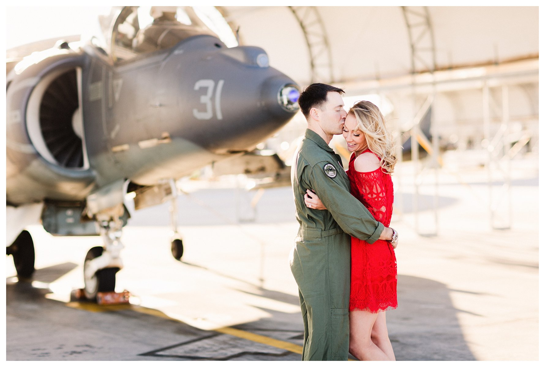 Cherry Point Engagement Session by Amanda and Grady