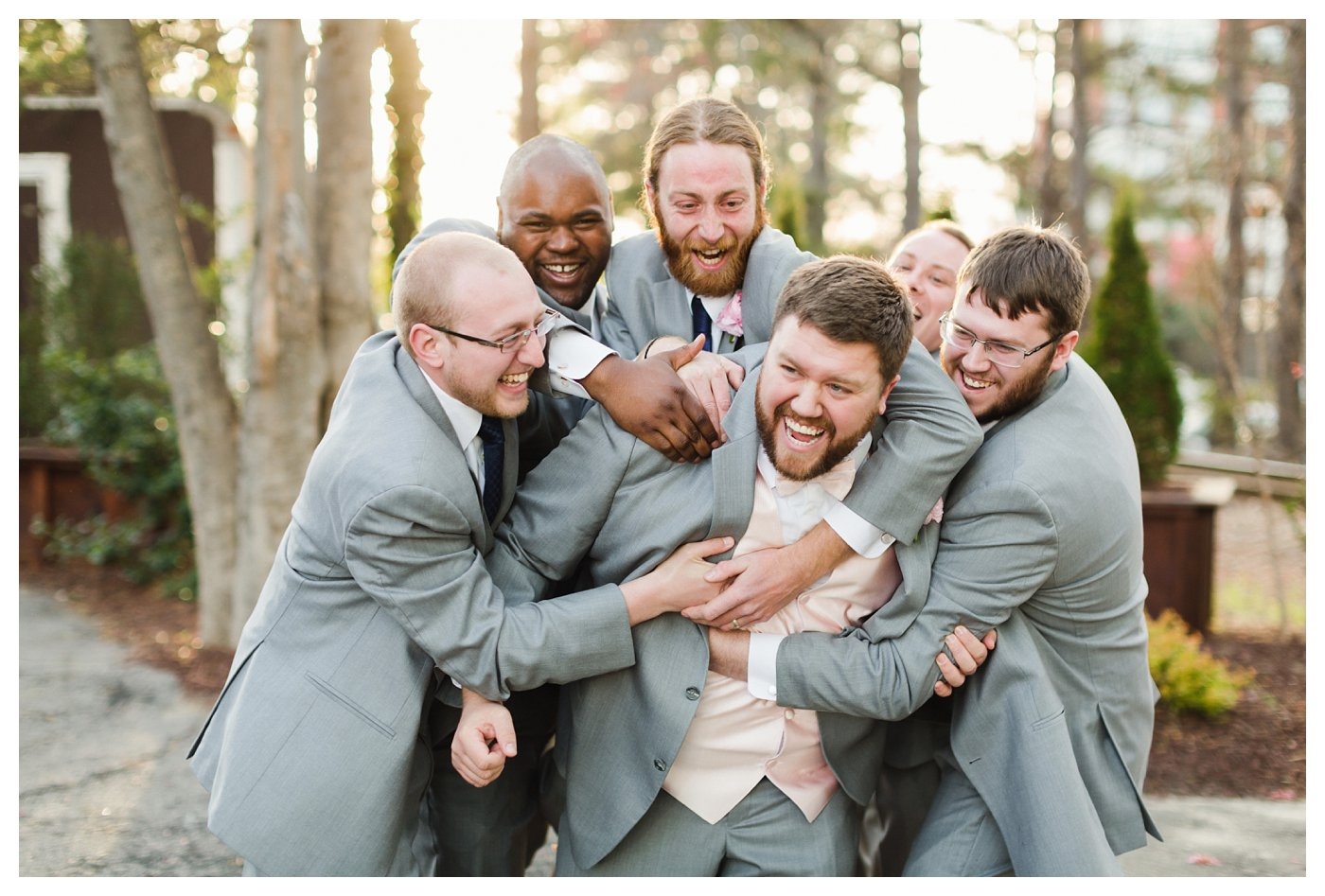 Melrose Knitting Mill Wedding in Raleigh NC by Amanda and Grady Photography