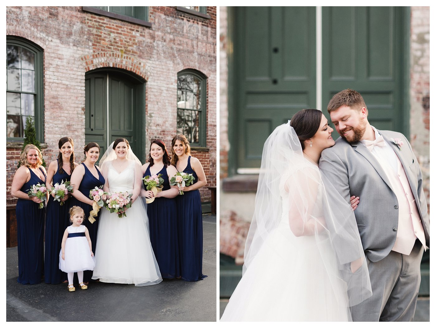 Downtown Raleigh NC Wedding by Amanda and Grady