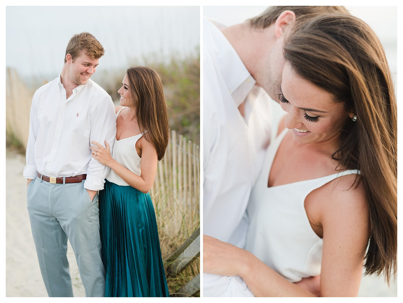 Ocean_Isle_NC_Beach_Coastal_Engagement_Session_Turqoise_White_Candlelit_0007.jpg