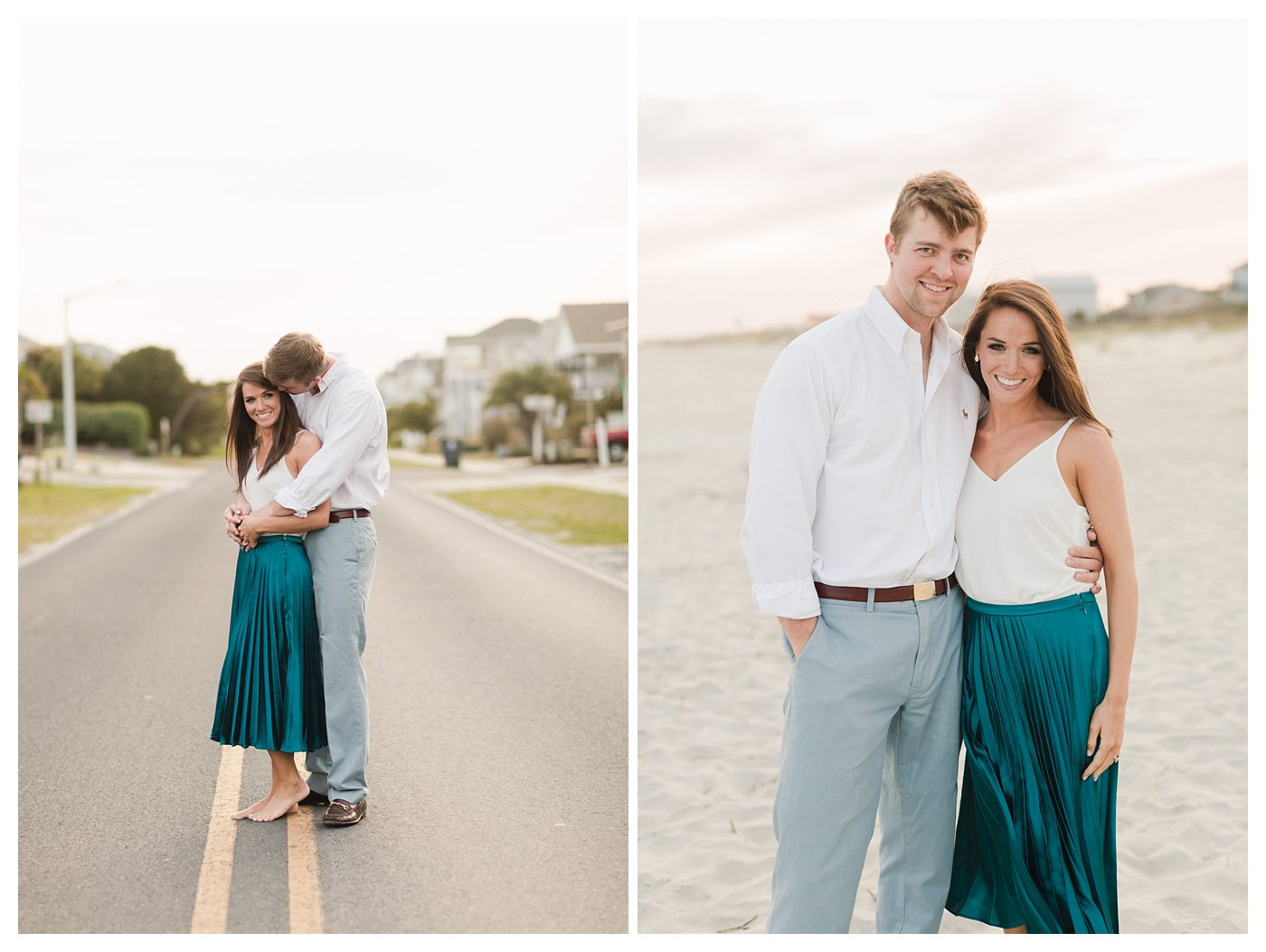Ocean_Isle_NC_Beach_Coastal_Engagement_Session_Turqoise_White_Candlelit_0012.jpg