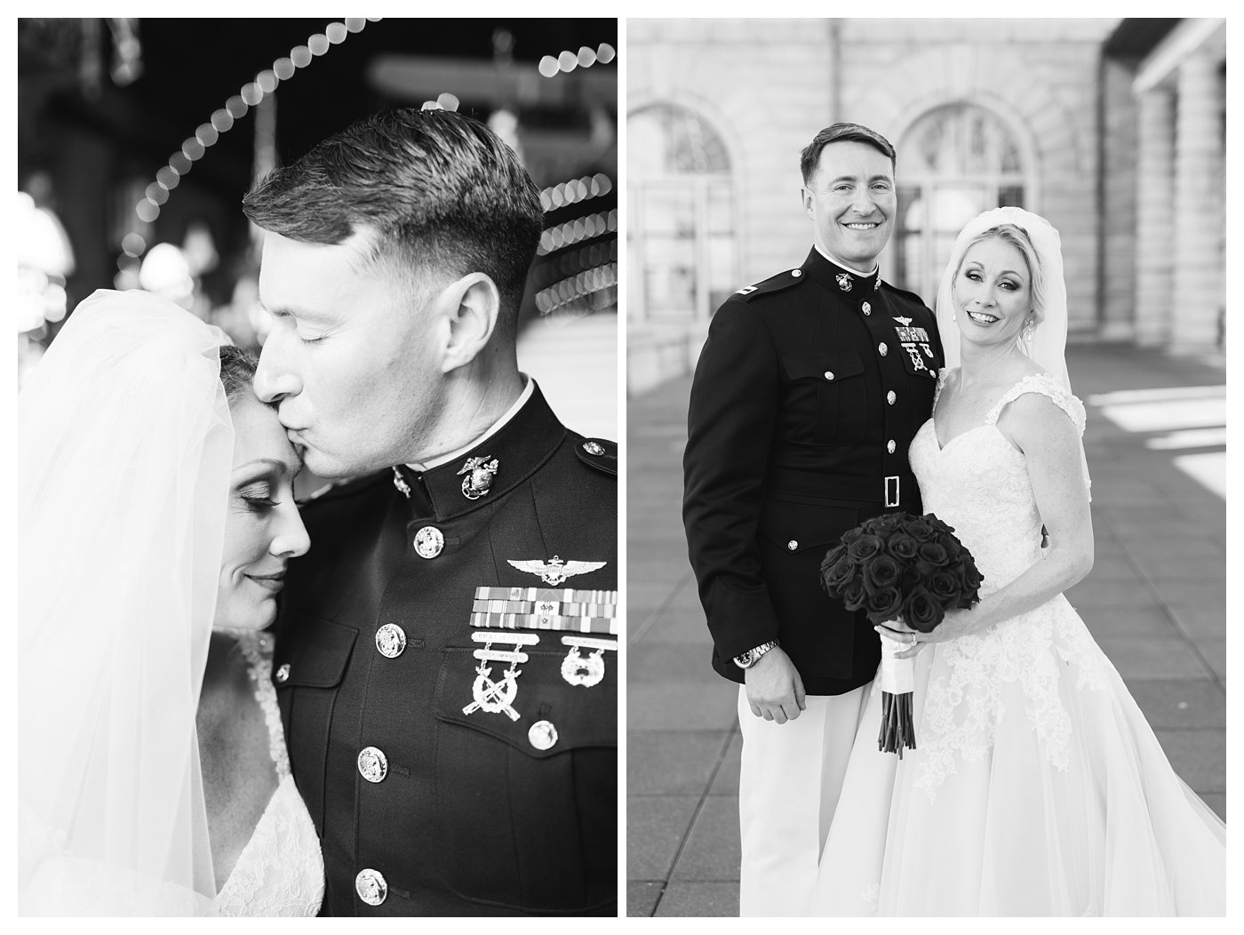 Naval Academy Wedding by Amanda and Grady Photography