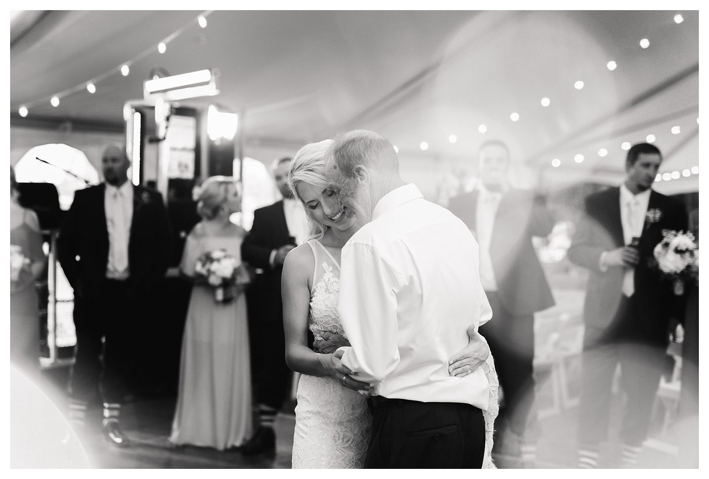 Father Daughter Dance at Double C Ranch by Amanda and Grady Photography