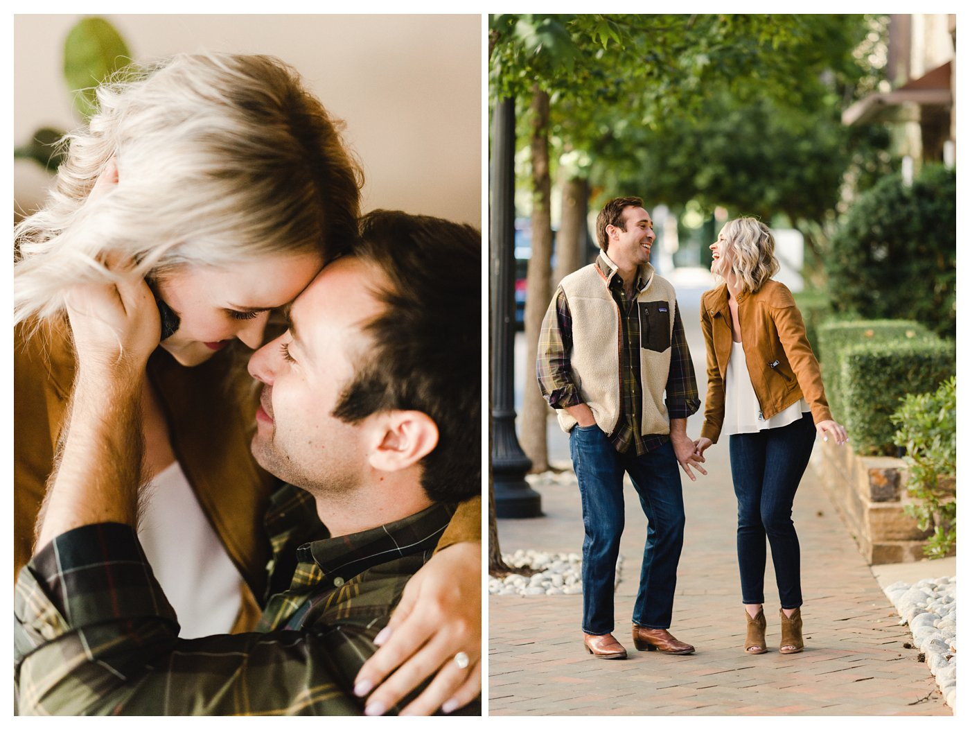 Dallas, Texas Engagement Photography by Amanda and Grady