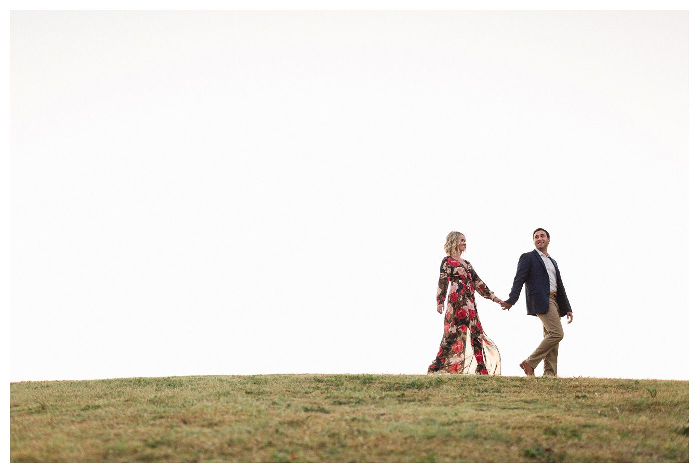 Dallas, Texas Engagement Photos by Amanda and Grady Photography