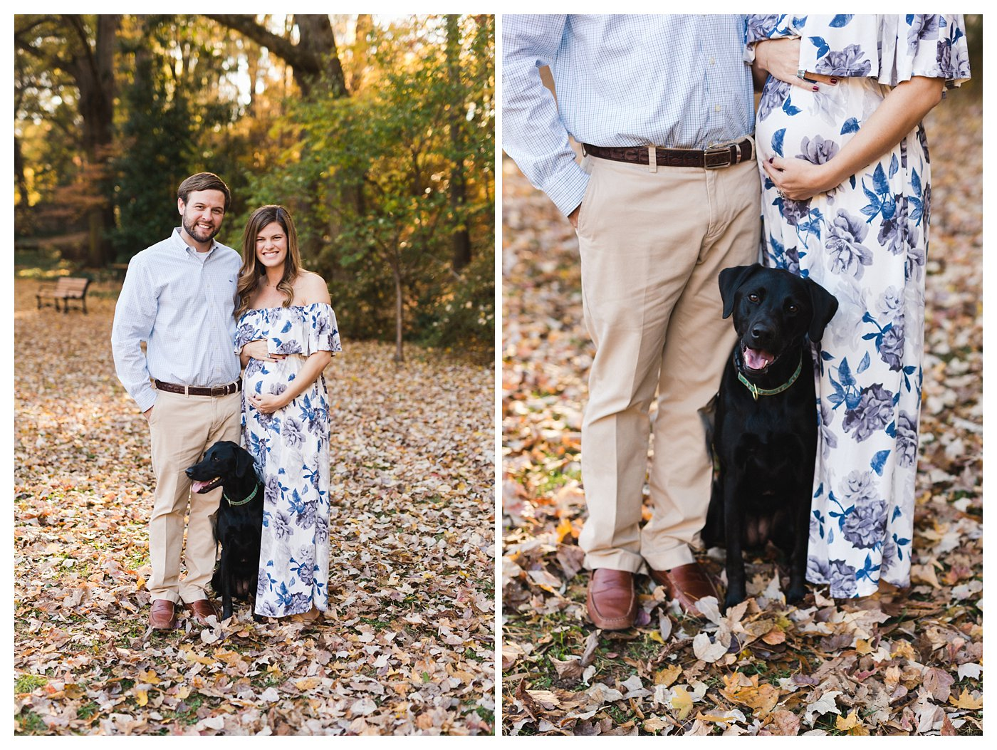 Raleigh NC Maternity Session