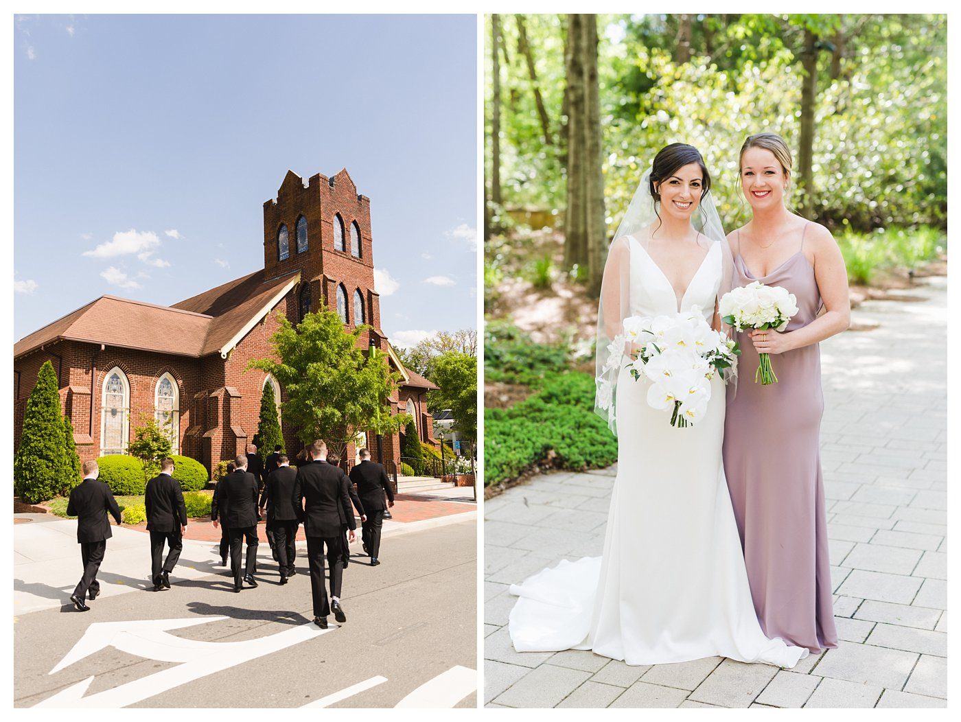 Angus Barn Wedding Photography - Amanda & Grady